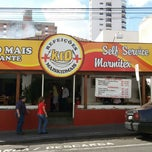 Photo taken at Restaurante +KID+ by Vinicius S. on 6/13/2014