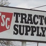 Photo taken at Tractor Supply Co by Teresa B. on 3/17/2013