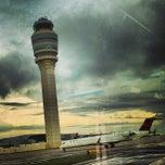 Photo taken at Hartsfield-Jackson Atlanta International Airport (ATL) by Albert C. on 7/5/2013