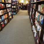 Photo taken at Barnes & Noble by joseph n. on 4/6/2013