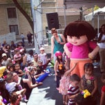 Photo taken at Houston Children's Festival by m g. on 4/7/2013