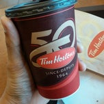 Photo taken at Tim Hortons by Jansen N. on 5/14/2014