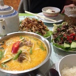 Photo taken at Lao Douang Paseuth by Yilin Z. on 11/22/2014