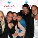 Photo taken at Casino Helsinki by Casino Helsinki on 9/19/2013