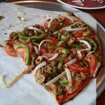 Photo taken at Donatos Pizza by Connie W. on 8/28/2013