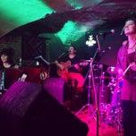 Photo taken at Sala Monasterio by Daniela d. on 2/27/2014