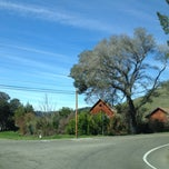 Photo taken at San Geronimo Community Center by Anastasiy S. on 3/16/2014