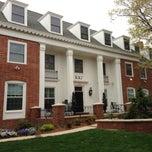 Photo taken at Kappa Kappa Gamma by Mitchell H. on 4/17/2013