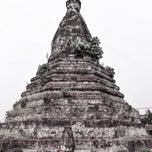 Photo taken at That Dam Stupa by 👍 Стас Ю. on 3/19/2015