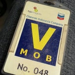 Photo taken at Chevron Indonesia Company by Phi on 3/20/2015