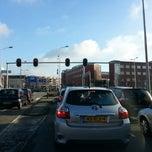 Photo taken at Zwartbroekplein by Maurits K. on 1/10/2013