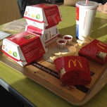 Photo taken at McDonald's by Jose A. on 3/16/2012