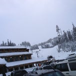 Photo taken at Mt. Baker Ski Area by Brian P. on 12/26/2012