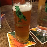 Photo taken at Brauhaus zur grünen Amsel by David S. on 2/12/2013