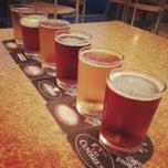 Photo taken at Sierra Madre Brewing Co. Pub by Joy R. on 4/17/2013