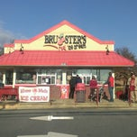 Photo taken at Bruster's Real Ice Cream by Chuck T. on 4/20/2013