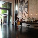 Photo taken at Pullman Bangkok Hotel G by Thanade H. on 9/29/2012