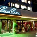 Photo taken at Arosa Kulm Hotel And Alpin Spa by Arosa Kulm Hotel And Alpin Spa on 9/30/2013