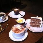 Photo taken at Madam Chi Coffee Lounge by Aranka B. on 5/18/2013