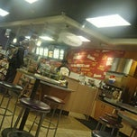 Photo taken at Quiznos by Nouf N. on 12/10/2013