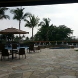 Photo taken at Hilton Grand Vacations Club at Waikoloa Beach Resort by Kam on 10/25/2012