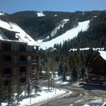 Photo taken at River Run Gondola, Keystone Resort by Michelle G. on 3/5/2013