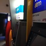 Photo taken at ATM Centre-Balikpapan Permai by Ryan G. on 8/26/2014