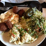 Photo taken at Sultan Express Mediterranean Grill by Jill Erin C. on 1/26/2013