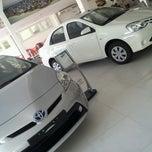 Photo taken at Toyota - Carvalho & Filhos by Decio F. on 1/17/2014