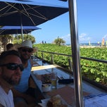 Photo taken at Sea Level Restaraunt and Ocean Bar by Tommy D. on 4/10/2015