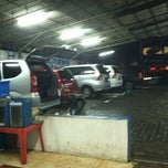 Photo taken at Arema Car Wash by Jeffry R. on 5/20/2013