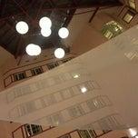 Photo taken at Scandic Star Hotel by Olga R. on 9/19/2014