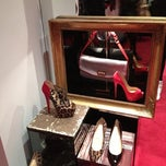 Photo taken at Christian Louboutin by Imani D. on 11/28/2012
