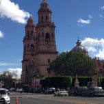 Photo taken at Morelia by Nereli B. on 12/21/2013
