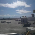 Photo taken at SLC Gate D11 by Bill M. on 8/26/2012