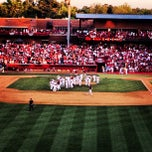 Photo taken at Carolina Stadium by Monty T. on 6/3/2012