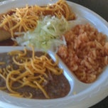 Photo taken at Burrito Express by Al H. on 11/27/2012