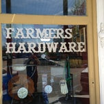 Photo taken at Farmers Hardware by Ross G. on 4/6/2013