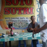 Photo taken at Soto Sutri by Ryza I. on 1/13/2015