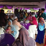 Photo taken at Parit kuari,Parit Raja Batu Pahat by Zaidah Ghouth on 8/11/2013