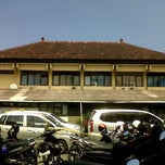 Photo taken at POLRESTA Denpasar by GaliH_ P. on 10/24/2012
