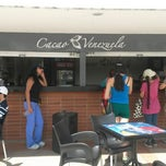 Photo taken at Cacao Venezuela by Manuel C. on 1/12/2014