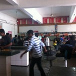 Photo taken at Thakur College Canteen by Prasanna H. on 4/20/2012