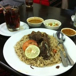 Photo taken at Nasi Arab,Al-Hanin  Larkin Idaman by Abgput on 3/13/2012