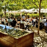 Photo taken at Solbar at Solage Calistoga by Justin S. on 8/22/2012