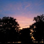 Photo taken at Warren W. Clute Memorial Park by Mary F. on 8/10/2012