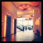 Photo taken at Angelo Airport Hotel 4* by Katty on 9/7/2012