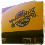 Photo taken at Fuddruckers by Nicole S. on 3/14/2012