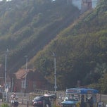 Photo taken at Folkestone Leas Lift clc by Ian M. on 9/8/2012