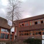 Photo taken at Albert-Einstein-Schule by Lukas M. on 3/20/2012